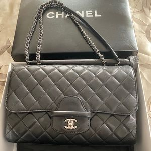 Chanel Lampskin Bag